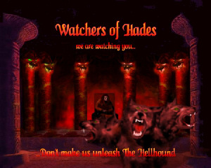 Watchers of Hades